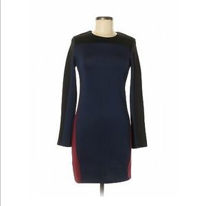 Romeo + Juliet couture color block Long sleeve NWT